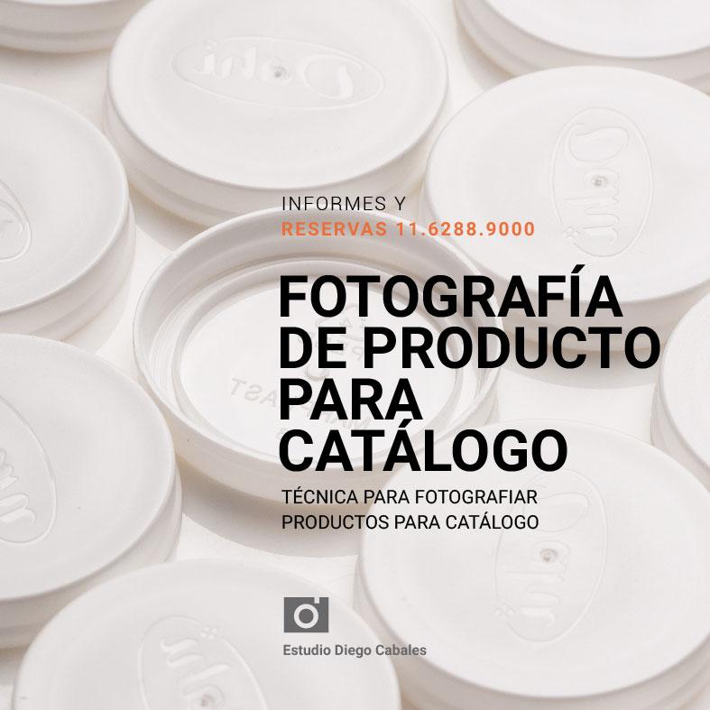 Fotografía para catálogo y e-shop