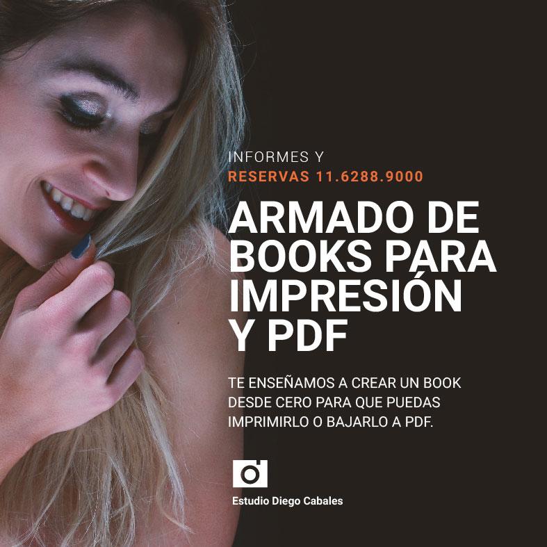 Armado de books en PDF