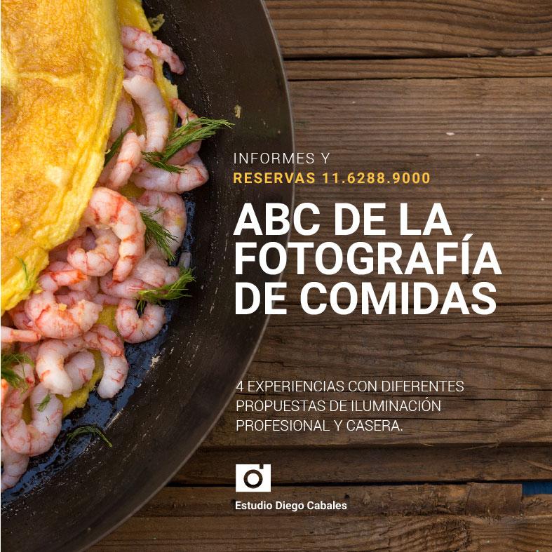 ABC de la fotografia gastronómica