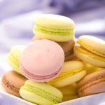 Fotografia de gastronomia macarons